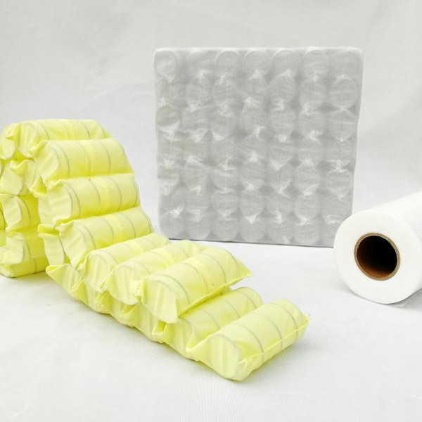 100% pp spun bonded nonwoven for mattress sofa pocket coil