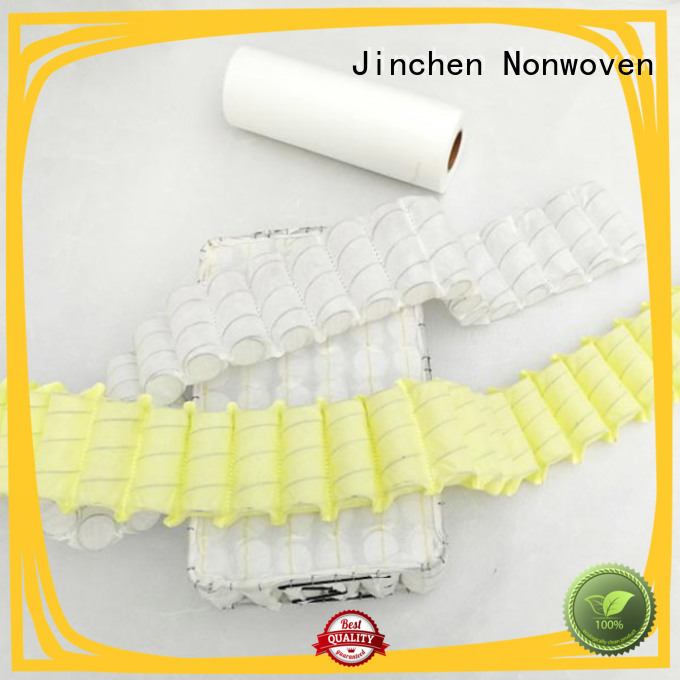 Jinchen non woven fabric products wholesale for pillow