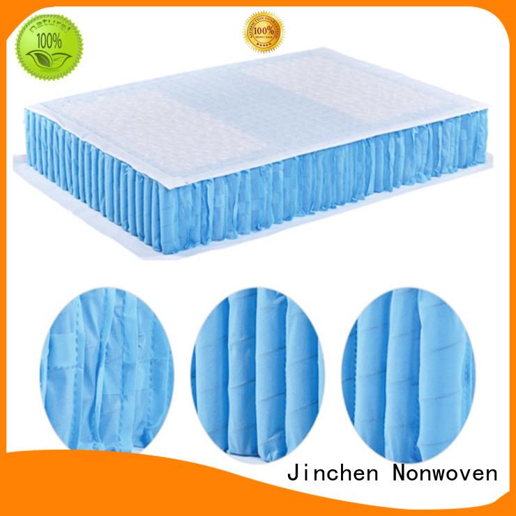 Jinchen best non woven manufacturer factory for pillow