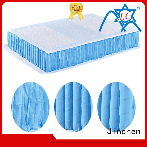 Jinchen superior quality non woven manufacturer wholesale for bed