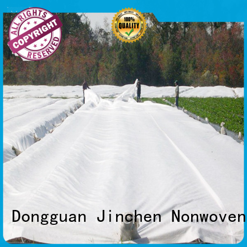 non woven polypropylene geotextile fabric for agriculture Jinchen