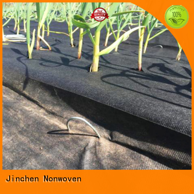 best weed barrier for garden for plant bed Jinchen