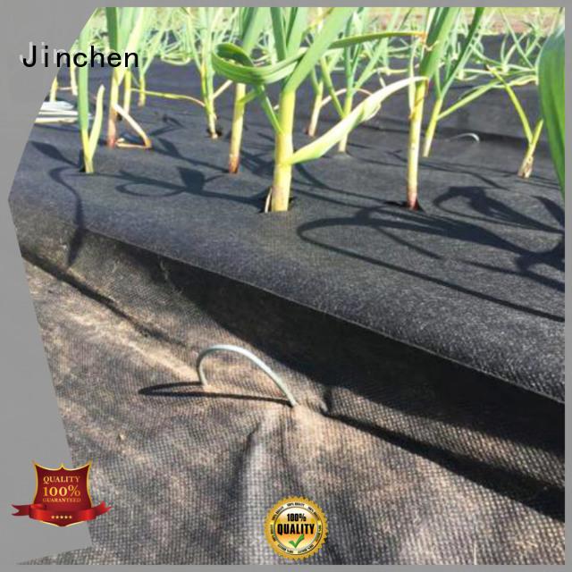 Jinchen top spunbond nonwoven ground treated for garden