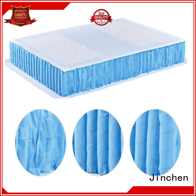 Jinchen good selling non woven manufacturer tube for pillow