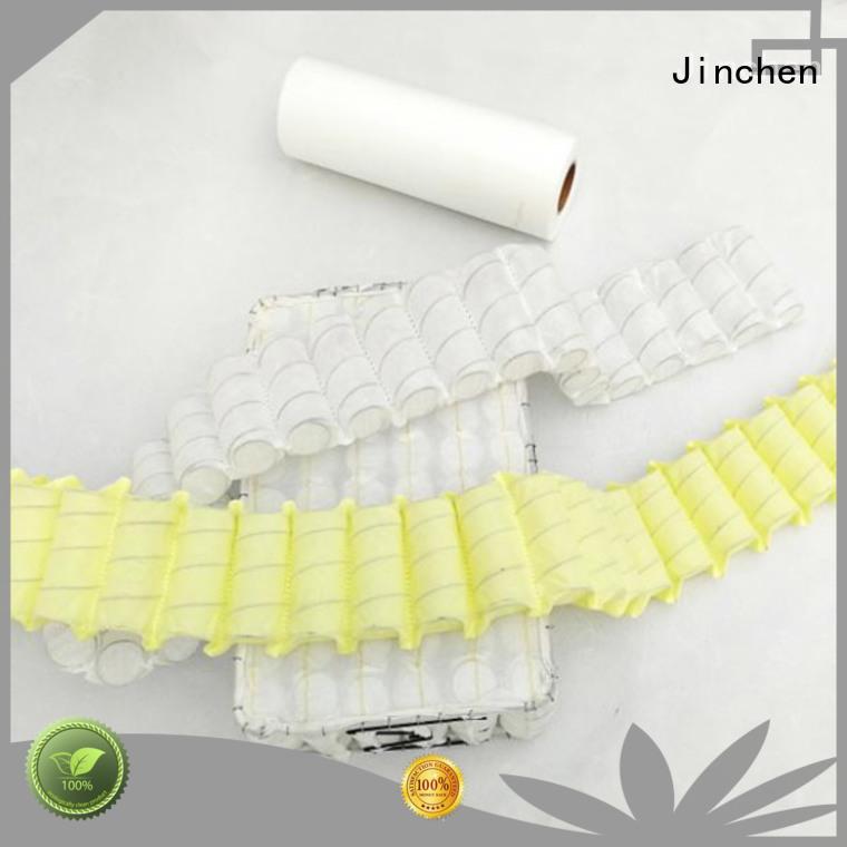non woven fabric price for pocket coil Jinchen