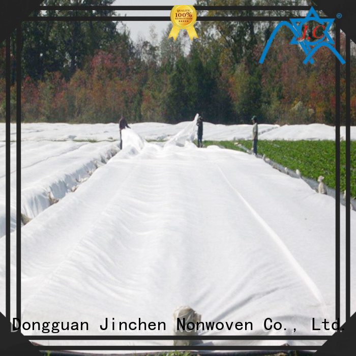 spunbond nonwoven fabric forest protection for tree Jinchen