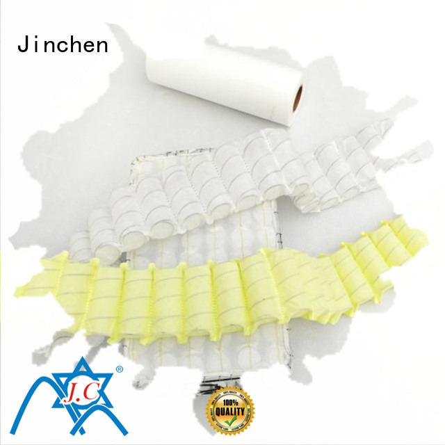 Jinchen good selling non woven fabric products wholesale for sofa