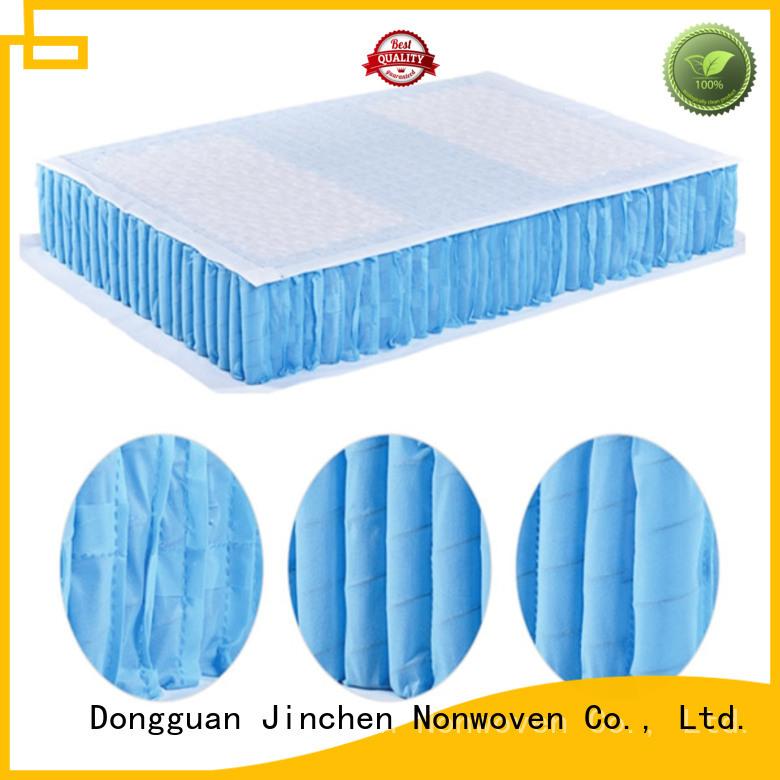 Jinchen sbpp non woven synthetic fabric for mattress
