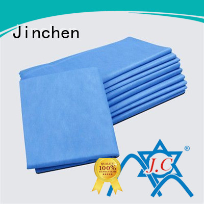 Jinchen professional non woven cotton for busniess for dinning room