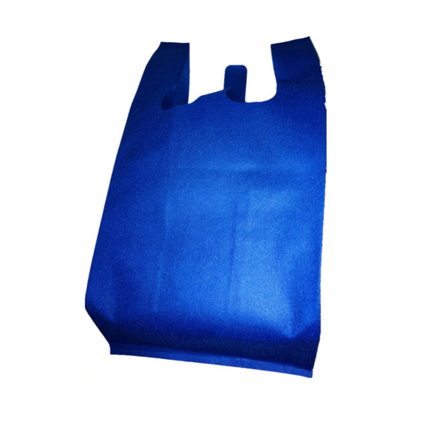 reusable u cut non woven bags factory for shopping mall-1