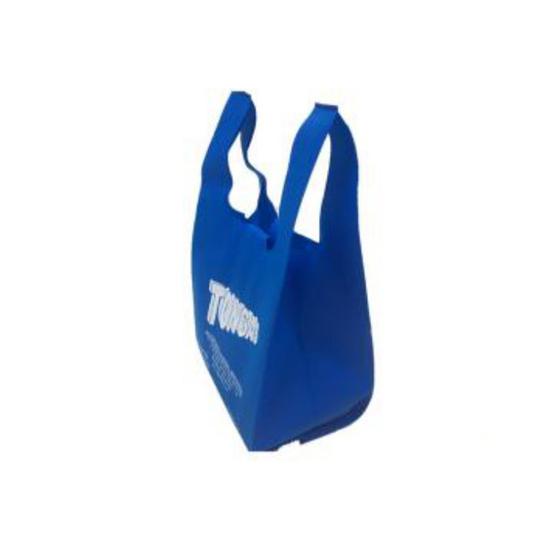 Custom Printed Reusable PP Non Woven shopping Tote bags, handbags