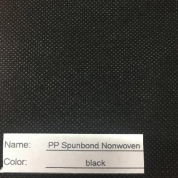 PP spunbond nonwoven for weed control ground cover with UV treated