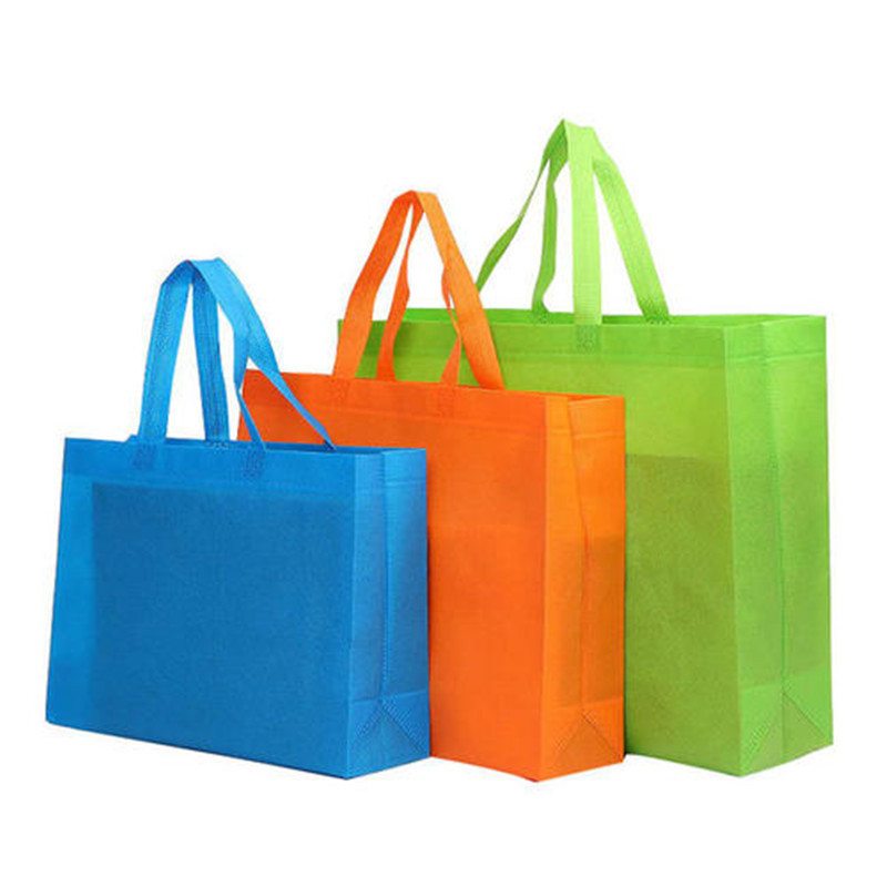 Fashion PP Spun-bond Nonwoven  Shopping  bags