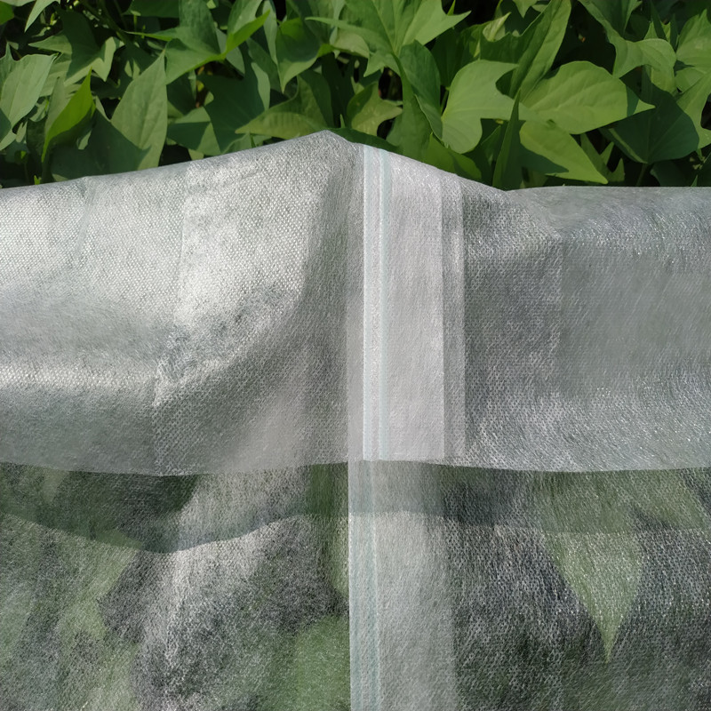 100% PP and Extra-width Nonwoven Landcover