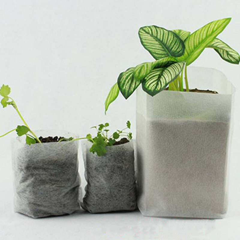 PP Spun bond Nonwoven Root Bag