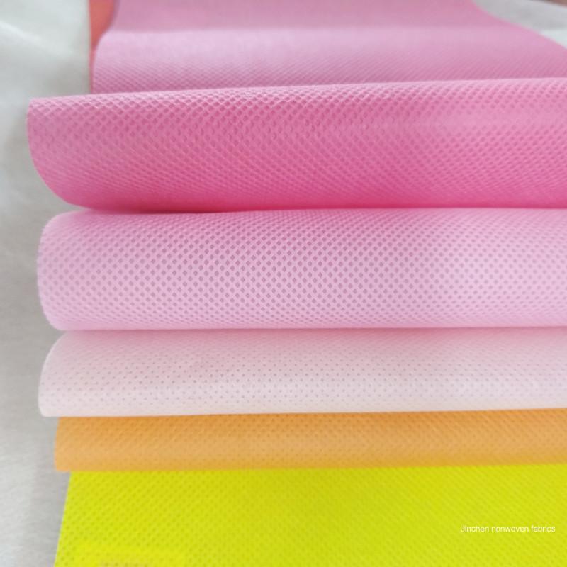 Colorful PP Spun bond Nonwoven Fabrics
