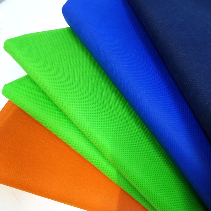 Colorful PP Spun bond Nonwoven Fabrics