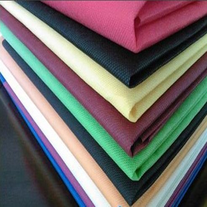 Color PP Spunbond Nonwoven Fabric For Furniture