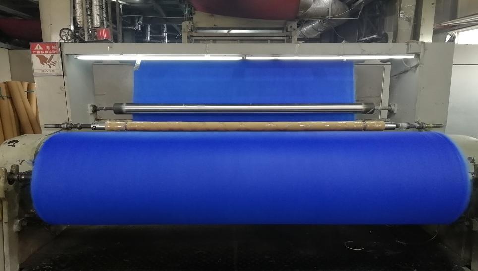 Big nonwoven roll production-Jinchen