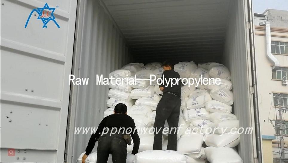 Polypropylene raw material-Jinchen