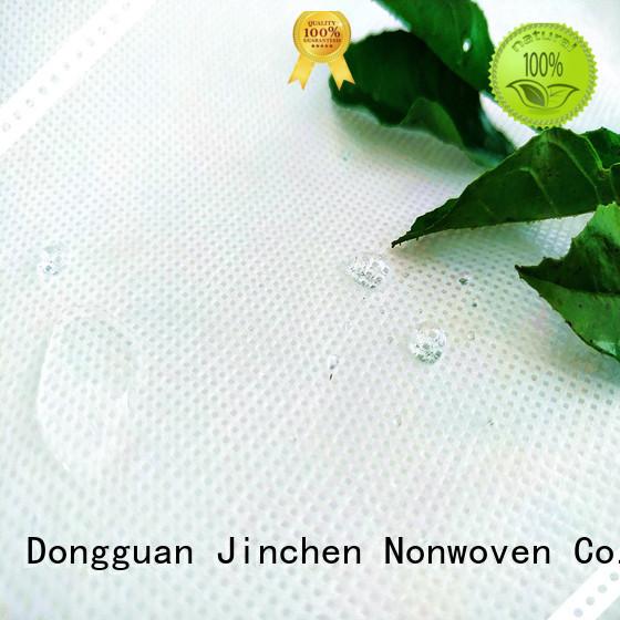 reusable non woven polypropylene roll cloth for furniture Jinchen