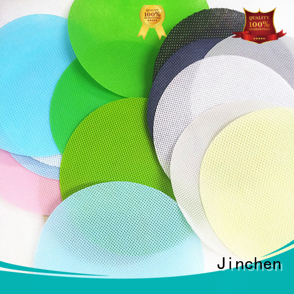 Jinchen pp spunbond nonwoven fabric manufacturer for agriculture