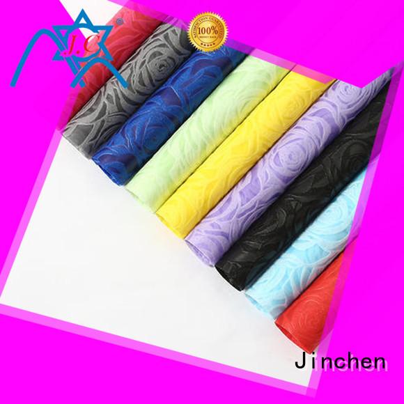Jinchen custom pp spunbond non woven fabric supplier for sale