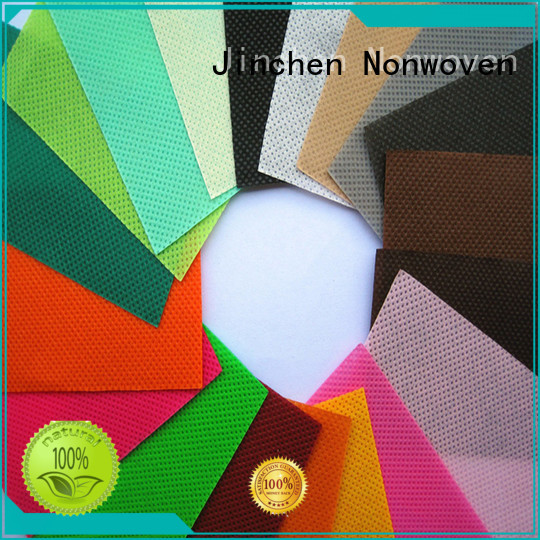 Jinchen PP Spunbond Nonwoven with customized service for agriculture