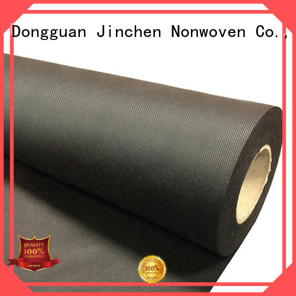 Jinchen top agriculture non woven fabric forest protection for garden