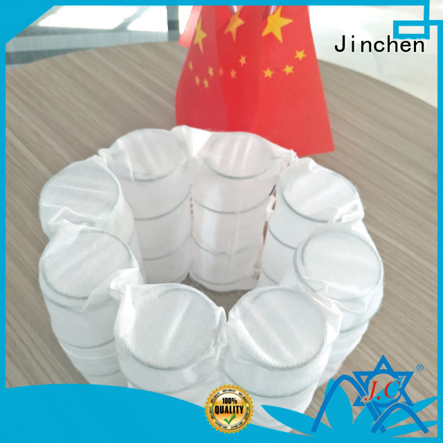 Jinchen new non woven fabric products supplier for pillow