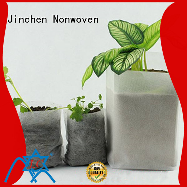 Jinchen custom spunbond nonwoven fabric forest protection for tree