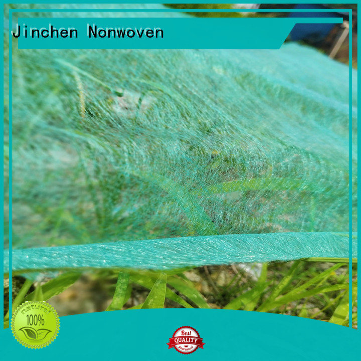 ultra width spunbond nonwoven landscape for garden