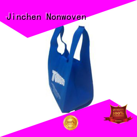 reusable polypropylene shopping bags package for sale Jinchen
