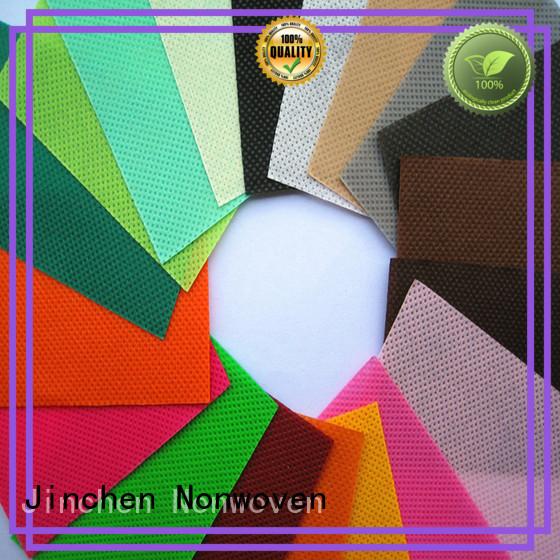 Jinchen reusable pp spunbond nonwoven fabric bags for agriculture