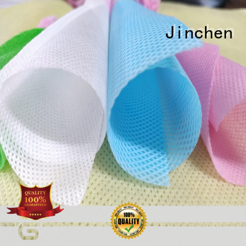 Jinchen pp spunbond nonwoven fabric with customized service for agriculture