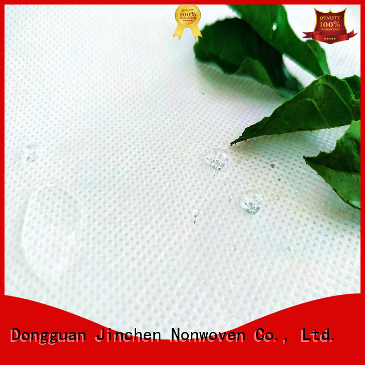Jinchen pp spunbond non woven fabric factory for agriculture