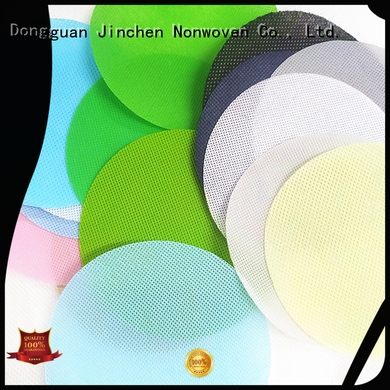Jinchen pp spunbond non woven fabric bags for sale