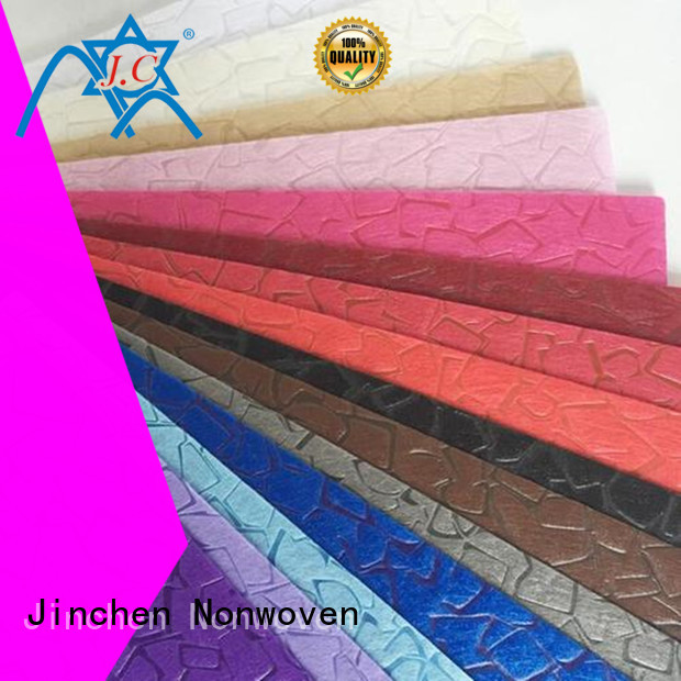 colorful pp spunbond nonwoven fabric supplier for sale