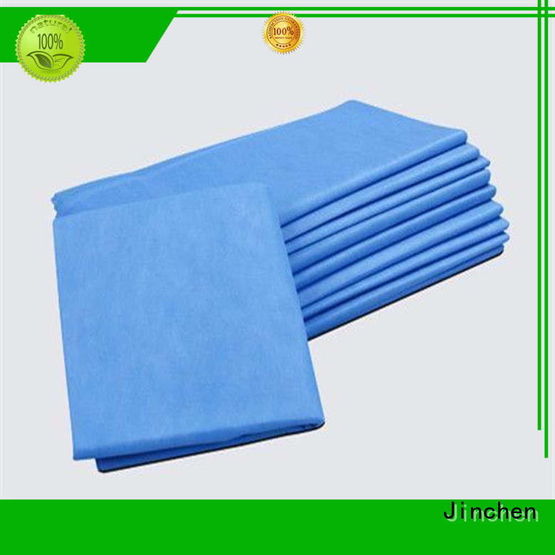 Jinchen high quality non woven table covers with customized service for sale