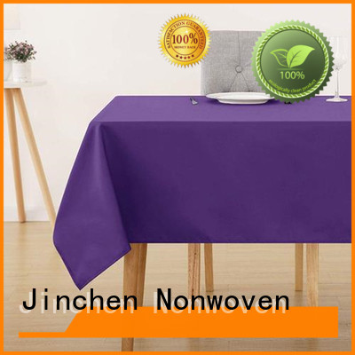 Jinchen wholesale tnt tablecloth company for sale