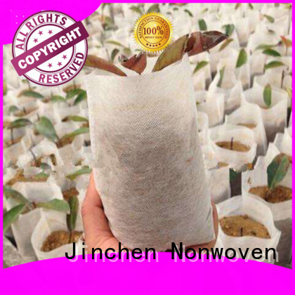 Jinchen non woven carry bags package for shopping mall