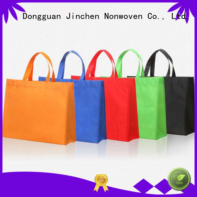 Jinchen non woven bags wholesale for busniess for sale