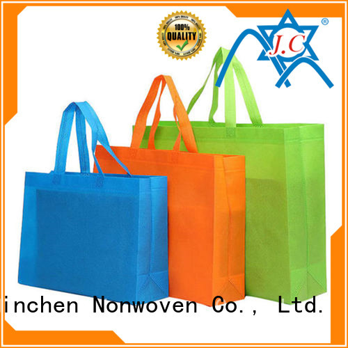Jinchen non woven fabric bags package for sale