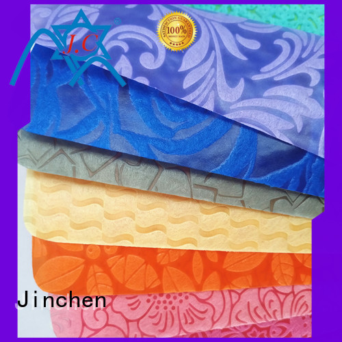 Jinchen high quality pp spunbond non woven fabric cloth for agriculture