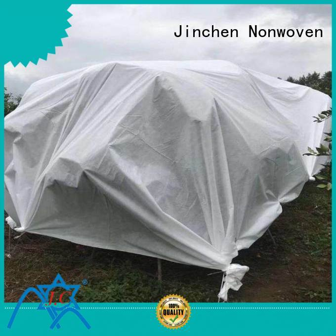 Jinchen best spunbond nonwoven fabric forest protection for greenhouse