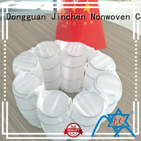 Jinchen non woven manufacturer company for spring