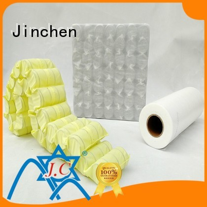 Jinchen superior quality pp spunbond nonwoven fabric for sofa