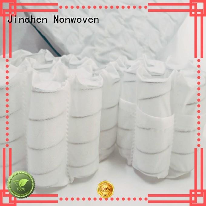 Jinchen pp non woven fabric supplier for pillow