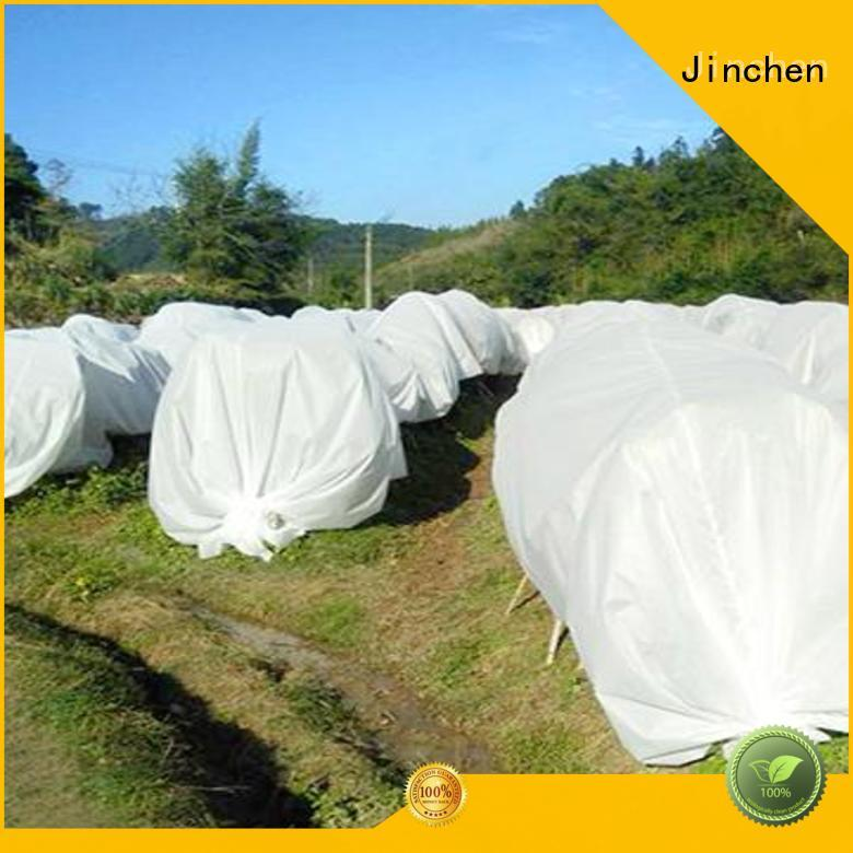 Jinchen spunbond nonwoven fruit cover for greenhouse
