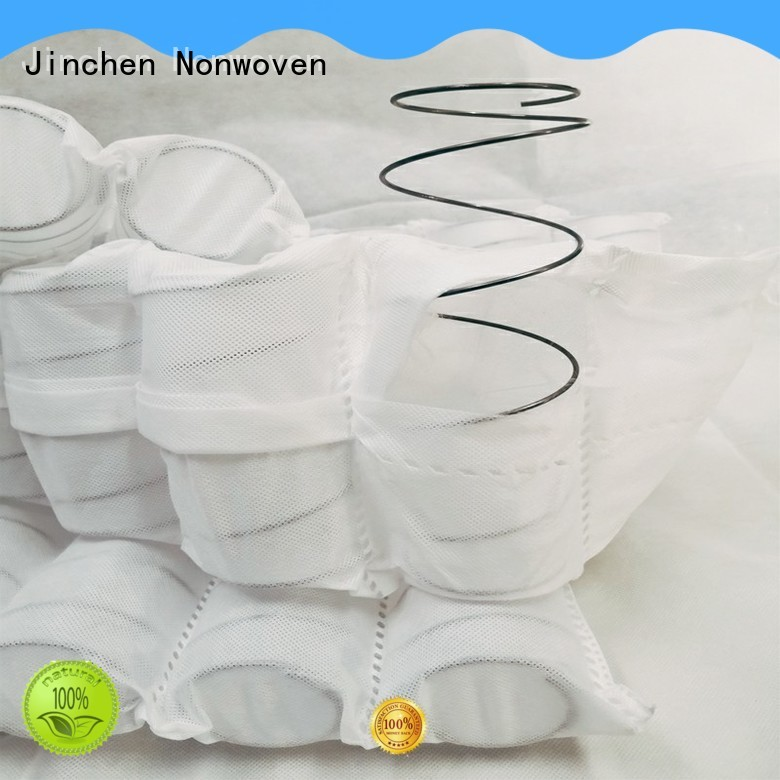 Jinchen non woven manufacturer tube for pillow